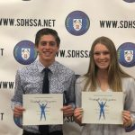 HSSA Scholar Athletes of the Year