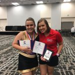 Varsity Dancer Chosen As All American