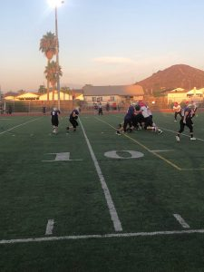 Freshman Football vs. Mountain Empire