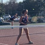 Girls Tennis Still Undefeated