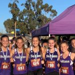 Cross Country Continues To Bring Home the Medals
