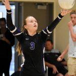 Girls Volleyball Begins League Play Thursday