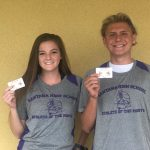 Santana Male and Female Athlete of the Month Sponsored By Chick-fil-A
