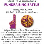 Mayor's Cup Fundraising Battle