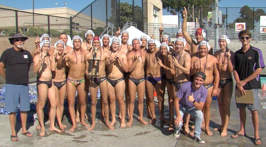 Boys Water Polo Wins East County Invitational