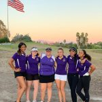 Girls Golf Co-Champs For Grossmont District
