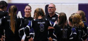 Girls Volleyball vs Monte Vista