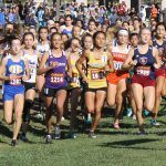 Boys and Girls Cross Country All League Teams
