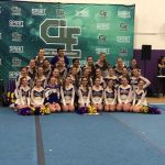 Competition Cheer 3rd Place Finish