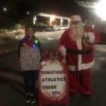 Santana Athletics Wishes The Santee Community Happy Holidays