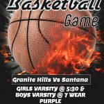 Basketball Friday Let's Pack The House