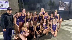Girls Water Polo vs Mira Mesa Photos by Shannon Vargas