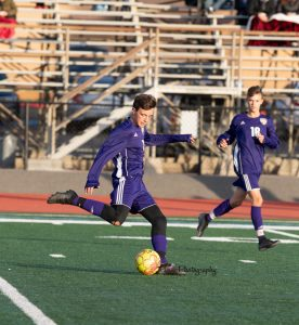 Boys Soccer vs Central by TRyan  Photography