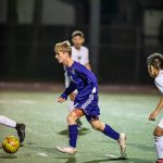 Soccer Practice Canceled Today
