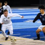 Boys Soccer vs West Hills by Ken Todd Photography