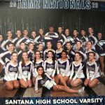 Comp Cheer Takes First at Nationals