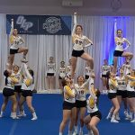 Stunt Cheer Makes History With First Game vs. San Diego School