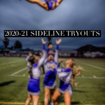 Sideline Cheer Tryouts Online