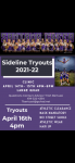 Side Line Cheer Tryout Information