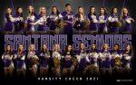 Sideline Cheer Seniors 2021