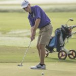 Boy's Golf Finish Runner-Up in Districts
