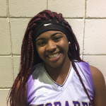 Dowdell Leads Lady Leopards to Victory
