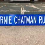 Former Leopard Gets Road Named After Him