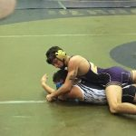 Grapplers Send 9 to Semi-finals