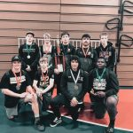 Pritz Wins Gold; Grapplers Finish Second