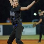 Shenefield K's 19 Sharks in 7-0 Lady Leopards Victory