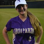 Burr, Shenefield Lead Lady Leopards Past Cobra's 6-0