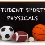 Physicals Given on Wednesday, October 30th