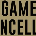 Athletic Cancelations