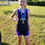 Dorough Wins Girls CC Meet