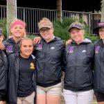 Lady Leopards Finish 3rd in Gulf Coast 8