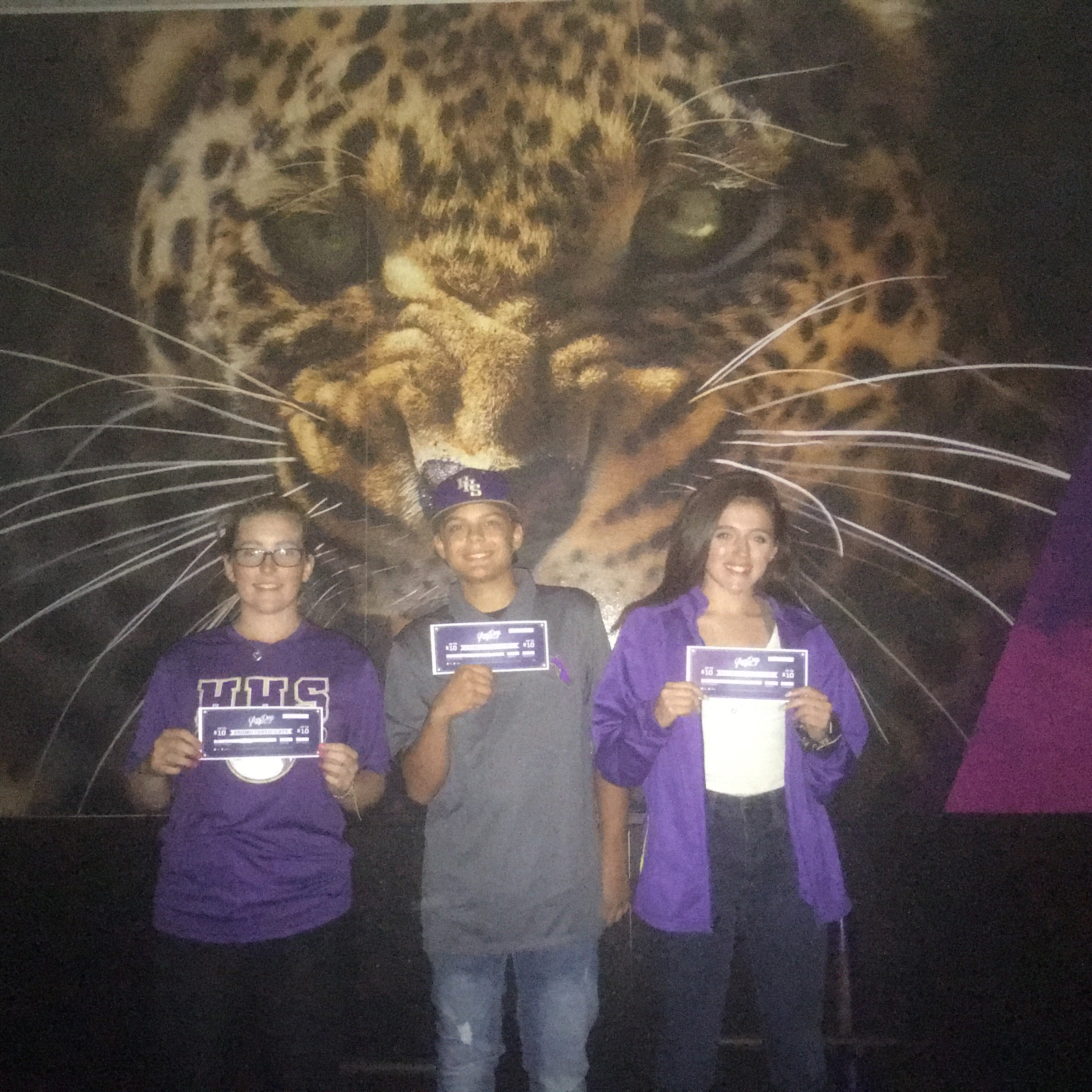 Ri'chard, Forte and King Win Athlete of the Month for September