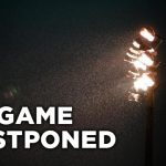Football Game Postponed