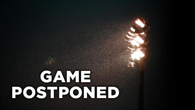 Boys Basketball Game Postponed