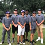 Boys Golf In Orlando for Regionals