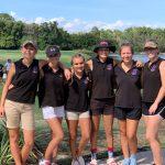Girls Golf Season Ends at Regionals