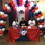 Warthen Signs with St. Thomas University