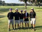 Three Boy Golfers Named All-Conference