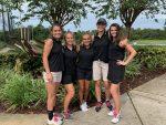 Girls Golf Finishes Season