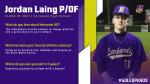 Leopard Spotlight – Baseball Player Jordan Laing