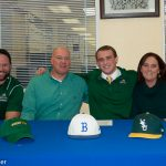 Ryan Callahan Signs NLI to play baseball at Wright State!