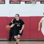 Boys Varsity Basketball hangs on to defeat Worthington Christian 59 – 57
