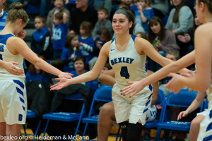 Girls Varsity Basketball Photo Gallery 18-19