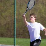 Boys Tennis beats Watterson 3-2