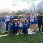 Girls track place 2nd at Bobcat Invitational