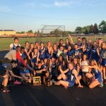 Middle School Boys and Girls win MSL Track and Field Championship